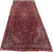 PERSIAN SAROUK HANDWOVEN WOOL CARPET
