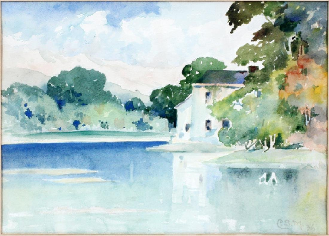 AMERICAN WATERCOLOR, 1936