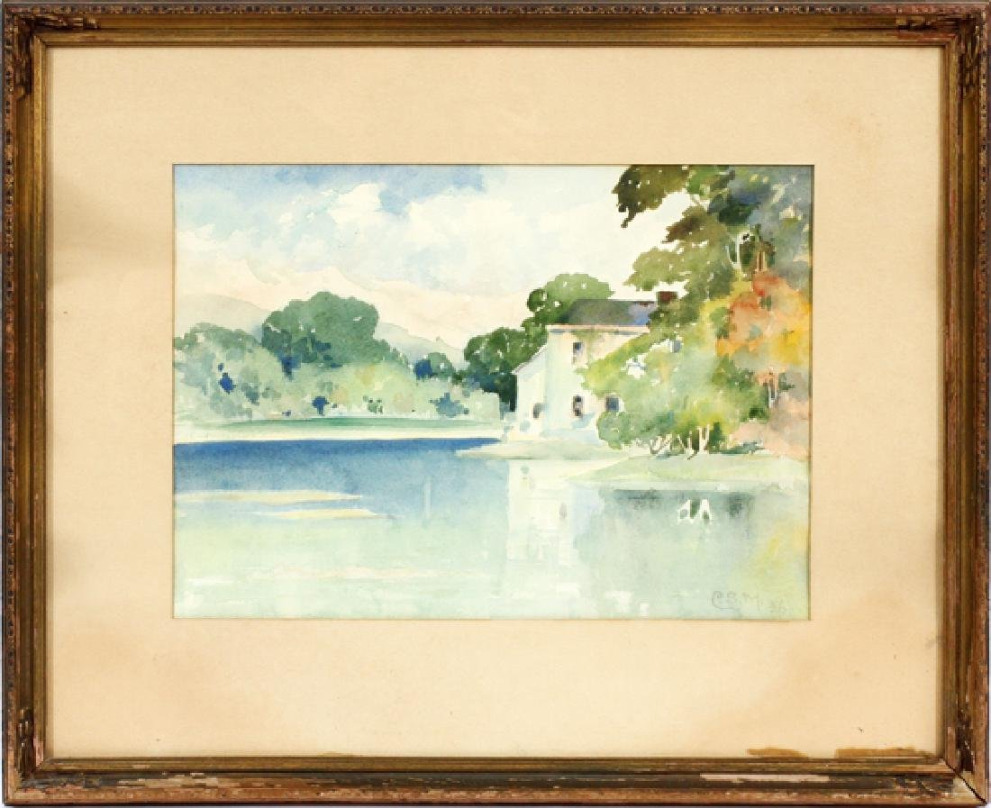AMERICAN WATERCOLOR, 1936 - 2
