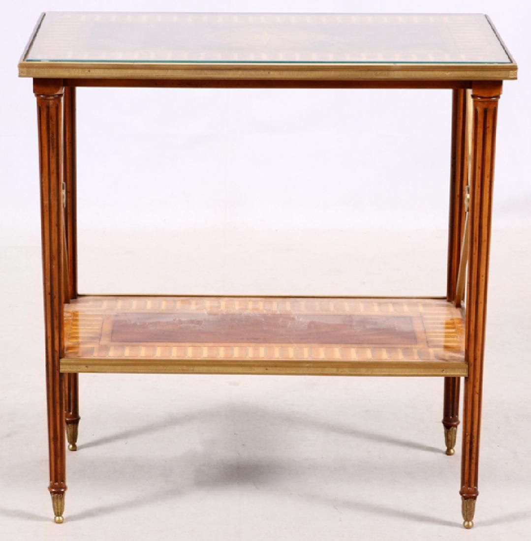 """THEODORE ALEXANDER"" REGENCY STYLE TABLE"