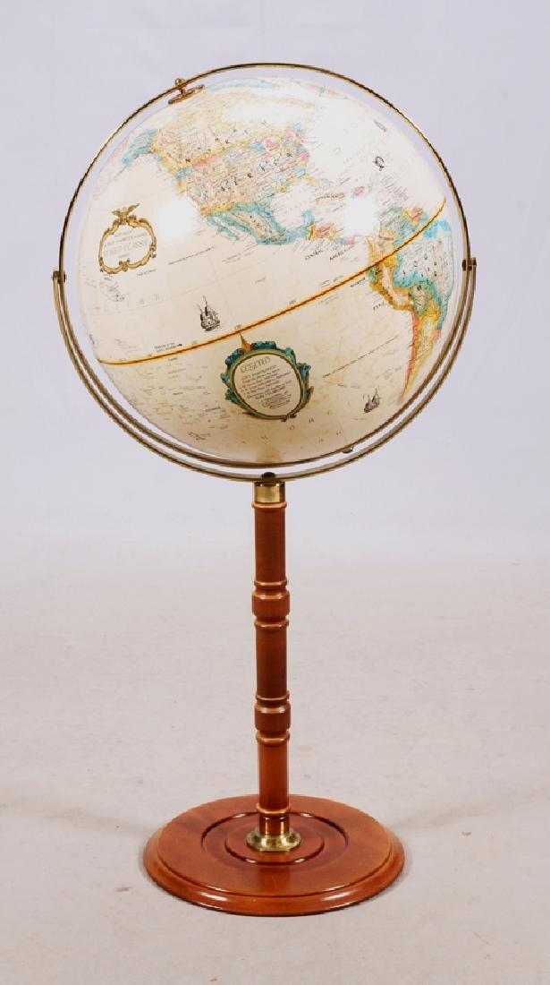 "REPLOGLE ""WORLD CLASSIC SERIES"" GLOBE OF THE WORLD"