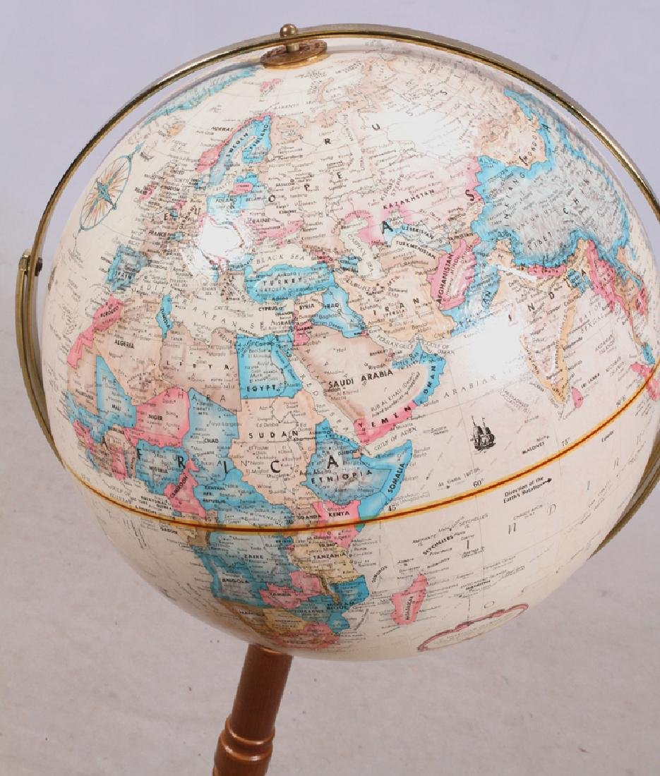 "REPLOGLE ""WORLD CLASSIC SERIES"" GLOBE OF THE WORLD - 2"
