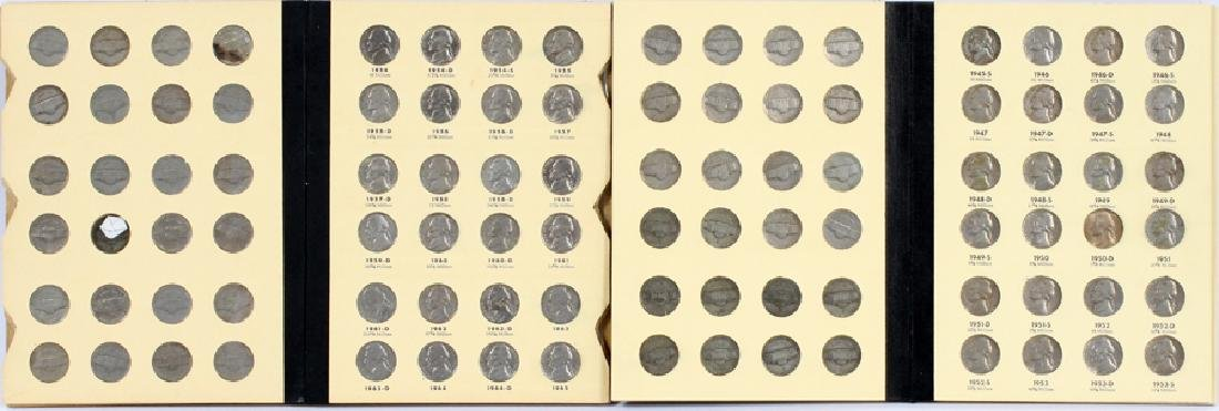 U.S. LIBRARY OF COINS 1938- JEFFERSON HEAD NICKELS