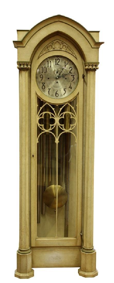 HERSCHEDE TALL CASE CLOCK