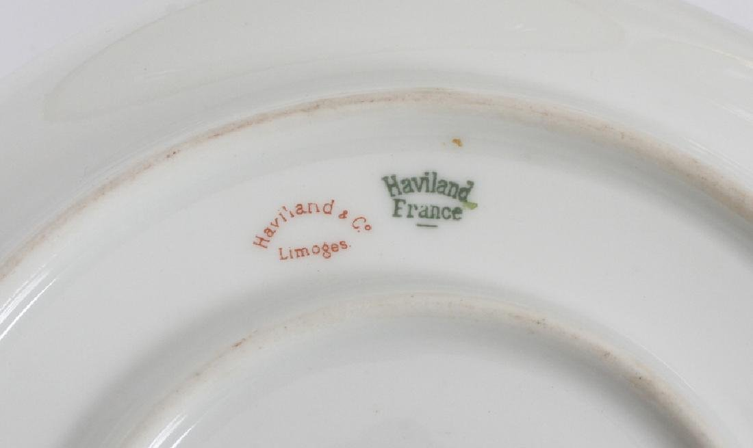 FRENCH HAVILAND SET OF DISHES, 120 PCS. - 3