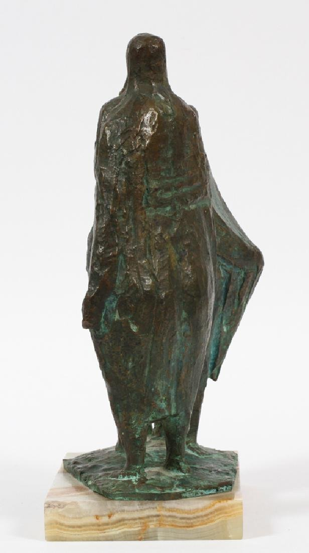 FRANCISCO ZUNIGA BRONZE SCULPTURE C.1962 - 4