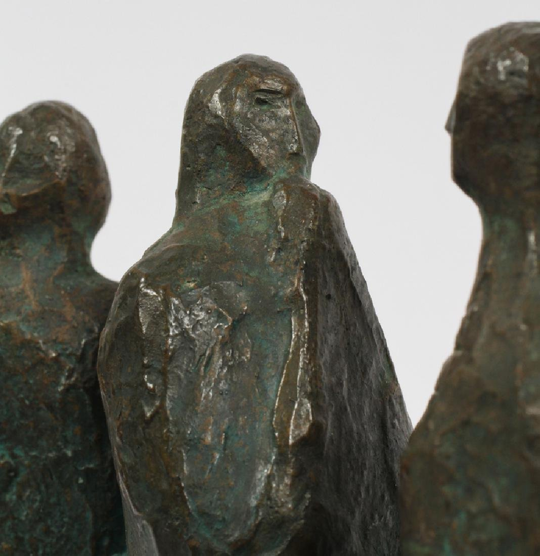 FRANCISCO ZUNIGA BRONZE SCULPTURE C.1962 - 7