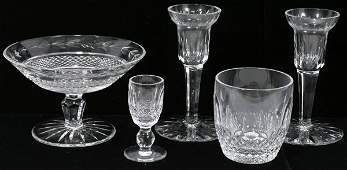 051246: WATERFORD 'COLLEEN' CUT CRYSTAL PIECES