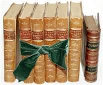 052484: LORD BYRON BOUND 'BYRON'S WORKS', 1892
