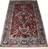 PERSIAN KESHAN ORIENTAL RUG W 36 L 59