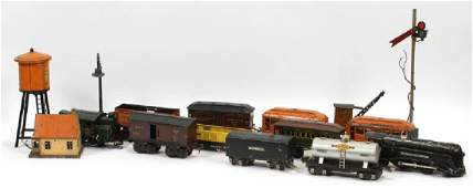 LIONEL AND GERMAN PRE-WAR ELECTRIC TRAIN GROUP