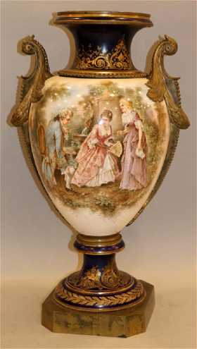 Svres Porcelain Prices 7137 Auction Price Results