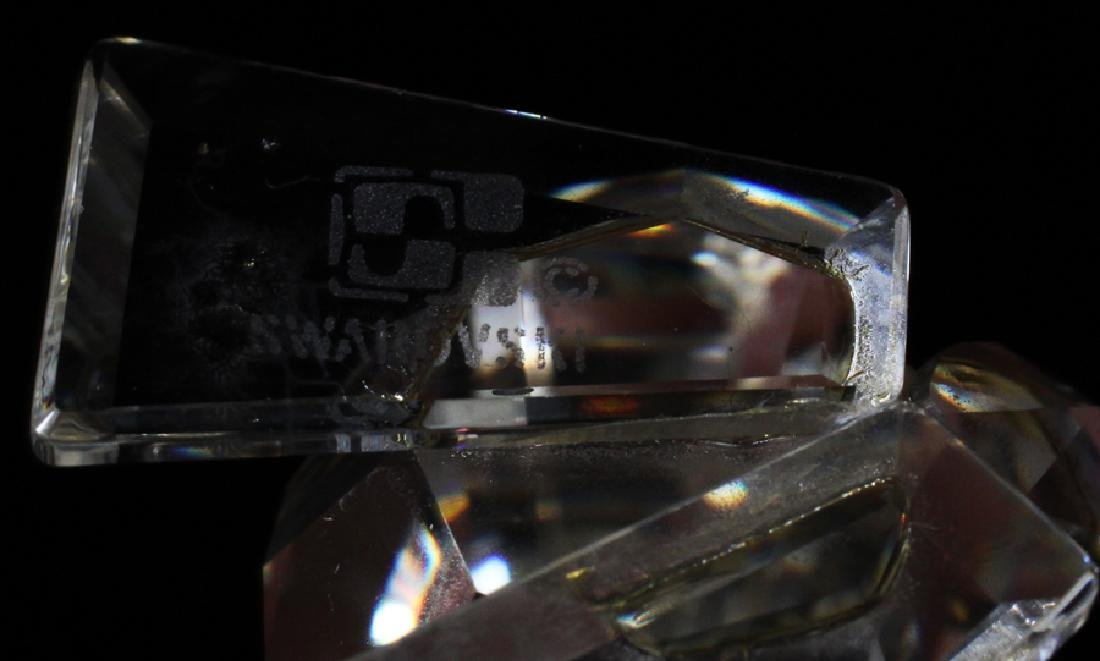 SWAROWSKI CRYSTAL FIGURES, SEVEN - 4