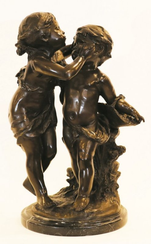 STYLE OF CLODION BRONZE SCULPTURE