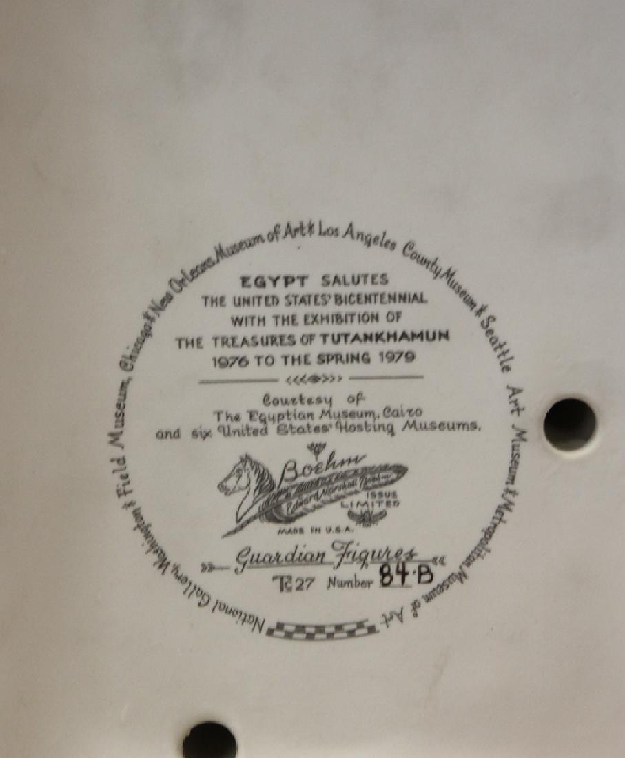 BOEHM LIMITED EDITION PORCELAIN FIGURINE 1976-79 - 4