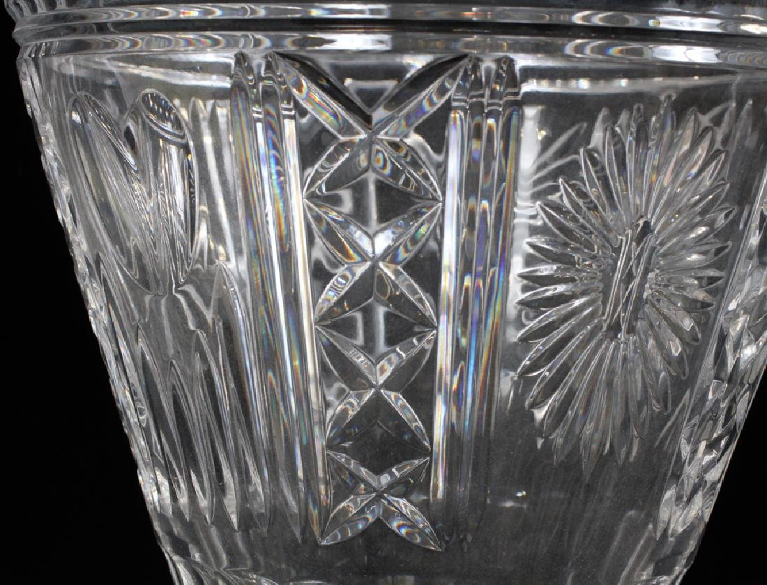 WATERFORD MILLENNIUM COLLECTION CRYSTAL BUCKET - 2
