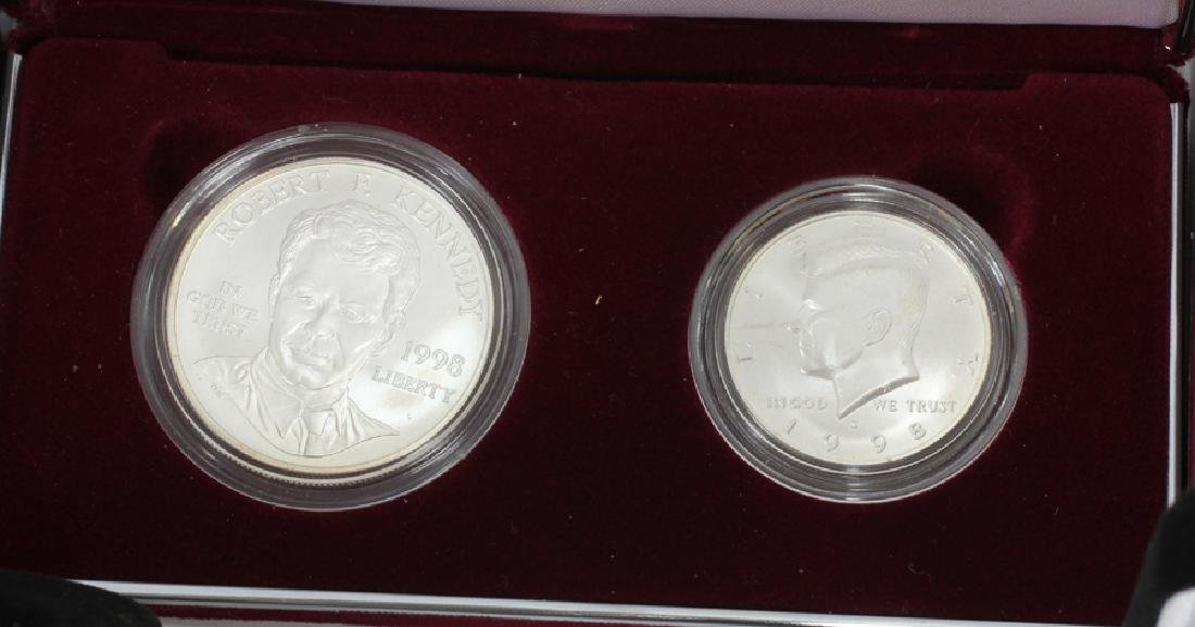 U.S. PROOF, MINT AND CIRCULATED COIN SETS - 5