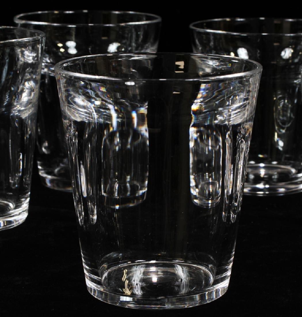 STEUBEN ROCKS GLASSES, SET OF 13 - 7