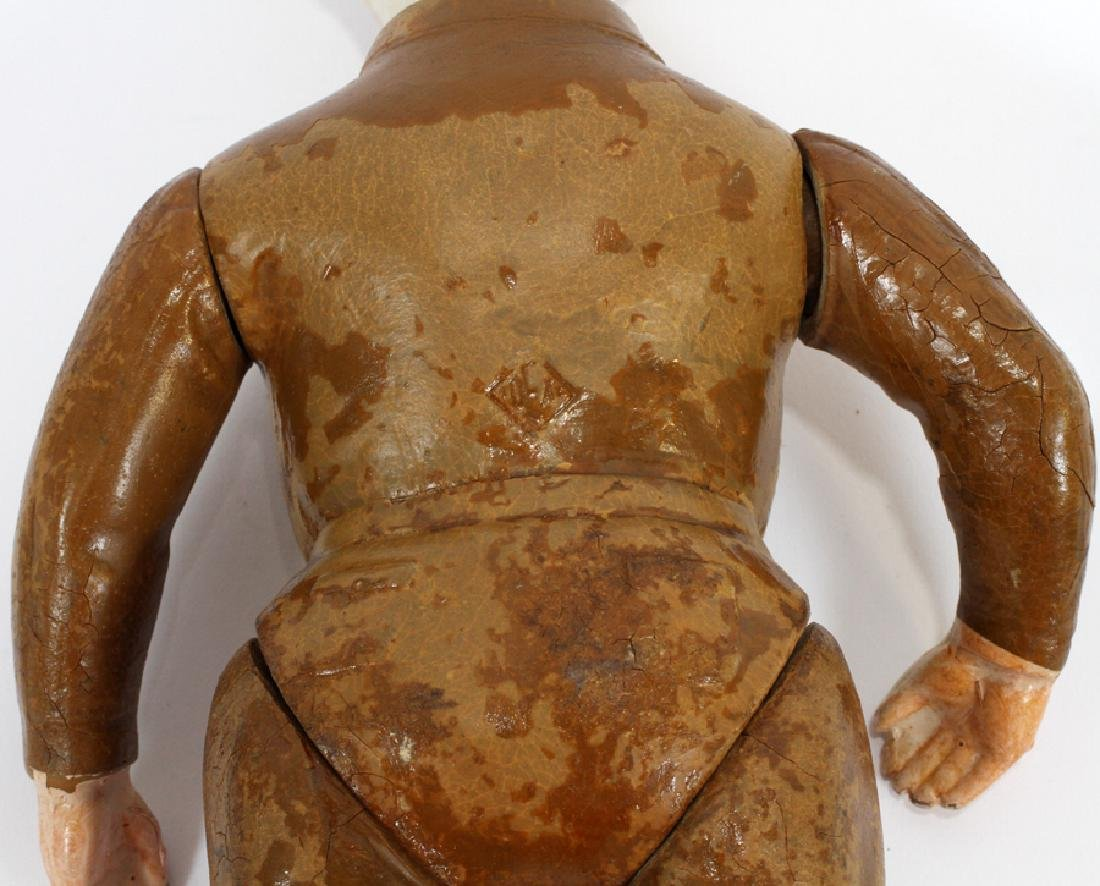 IDEAL 'LIBERTY BOY' COMPOSITION DOLL, C. 1917 - 2