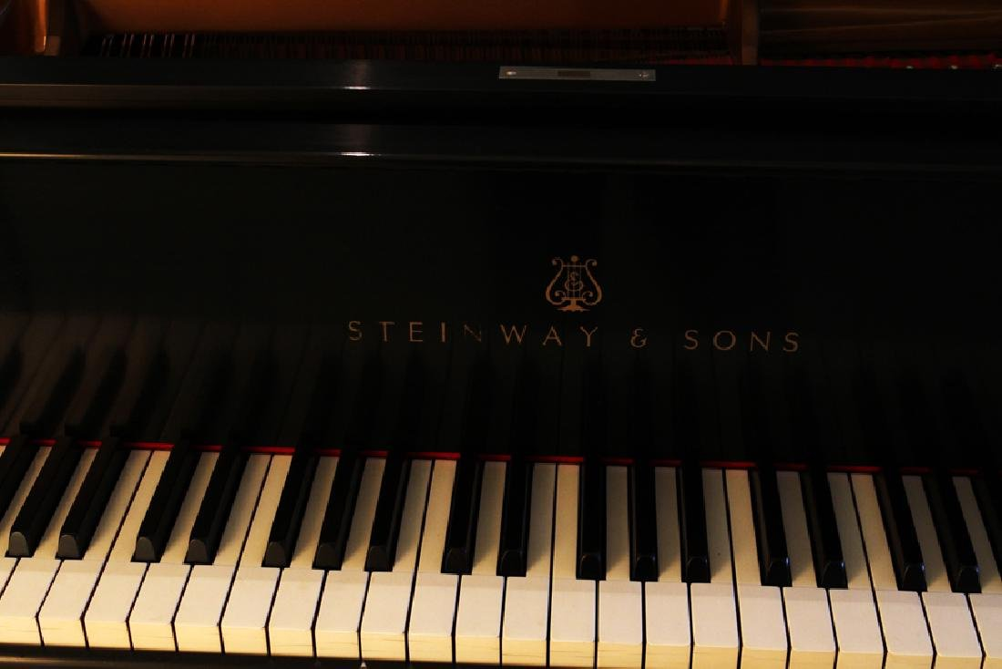 STEINWAY BABY GRAND PIANO L 6' #143880 - 10