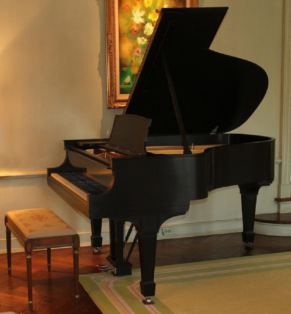 STEINWAY BABY GRAND PIANO L 6' #143880