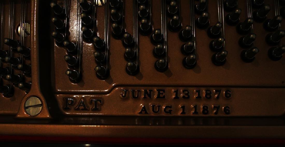STEINWAY BABY GRAND PIANO L 6' #143880 - 2