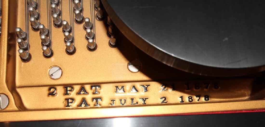 STEINWAY BABY GRAND PIANO L 6' #143880 - 3