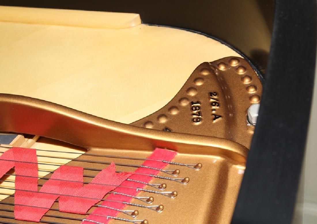 STEINWAY BABY GRAND PIANO L 6' #143880 - 8