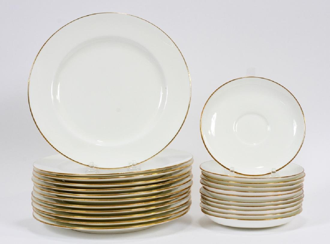 "MINTONS, TABLEWARE, 41 PCS, H 7/8"", DIA 9"" - 3"