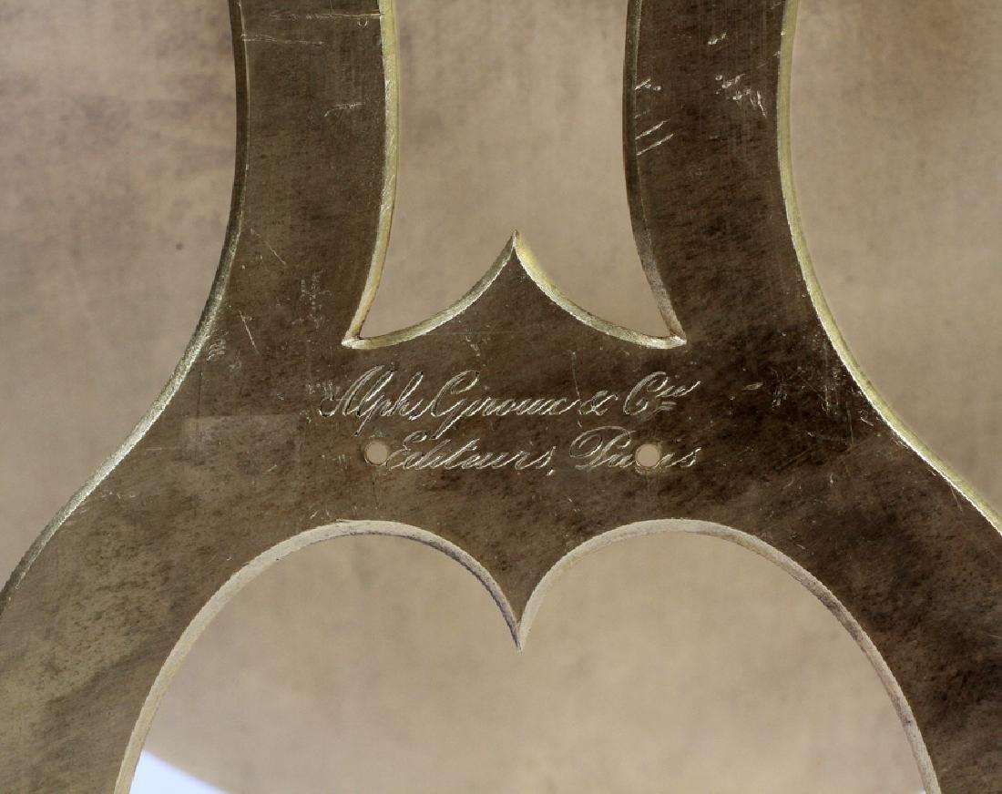"""ALPHONSE GIROUX BRONZE FRAME, H 11 1/5"""", W 9 1/2"""" - 4"""