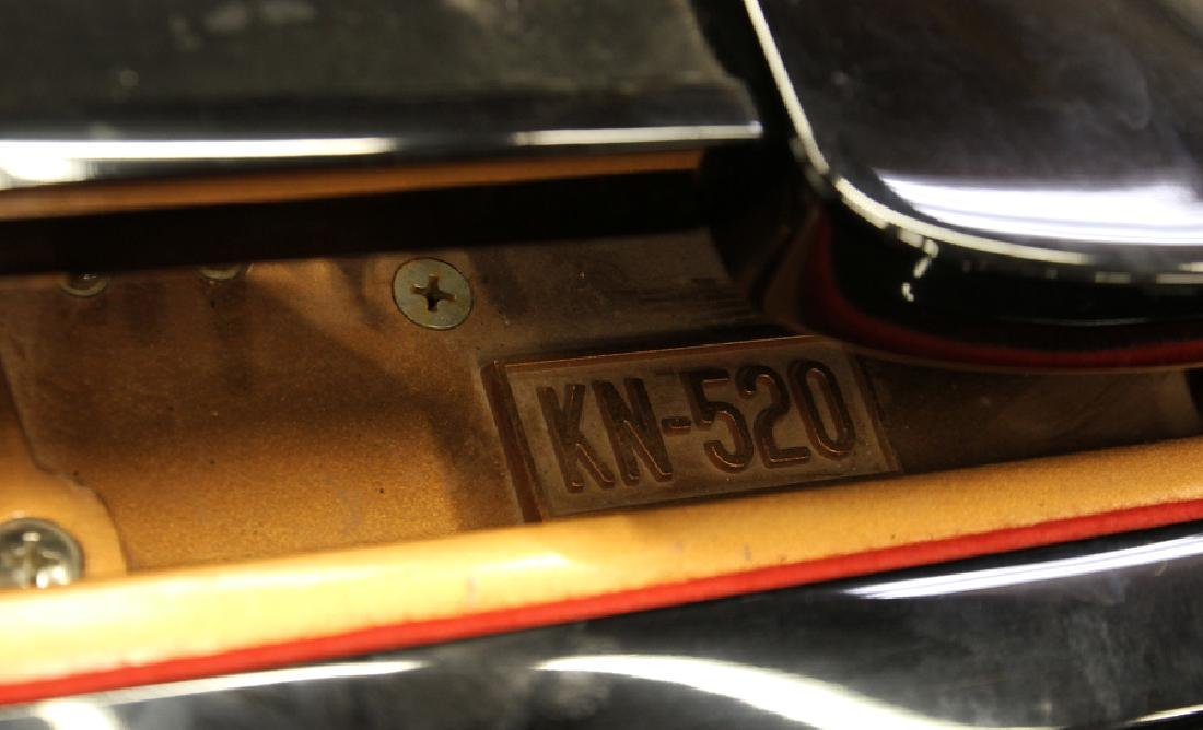 "KNABE GRAND PIANO CIRCA 2000, L 62"" G 109232 - 5"