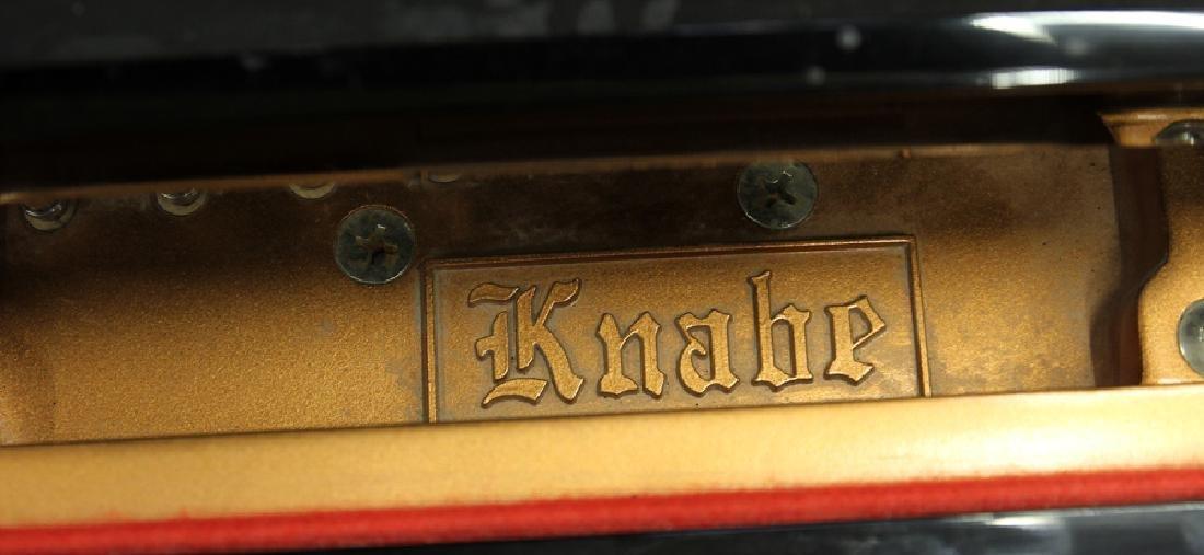 "KNABE GRAND PIANO CIRCA 2000, L 62"" G 109232 - 6"