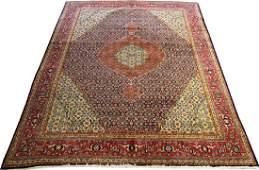PERSIAN BIJAR ORIENTAL CARPET W 10 L 13