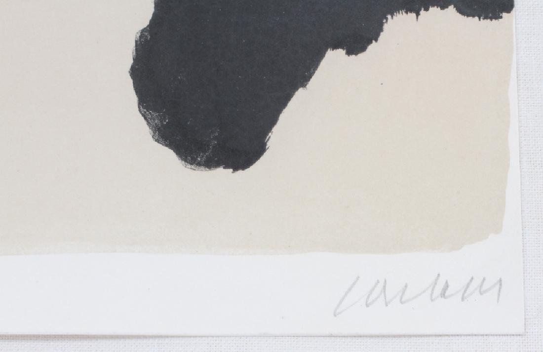PIERRE SOULAGES, 1919, FRENCH LITHOGRAPH - 3