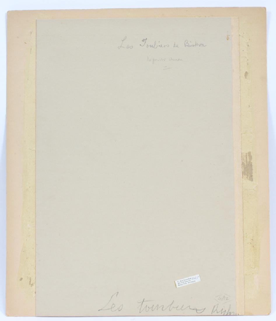 FRANKLIN ARMINGTON WATERCOLOR ON PAPER - 5