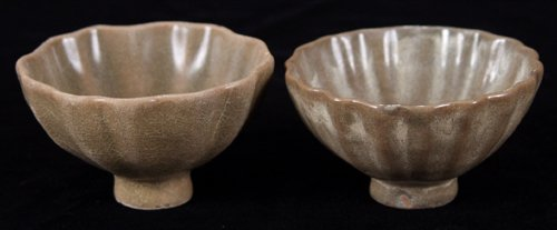 113014: CHINESE CHEKIANG CELADON WARE BOWLS, SOUTHERN S