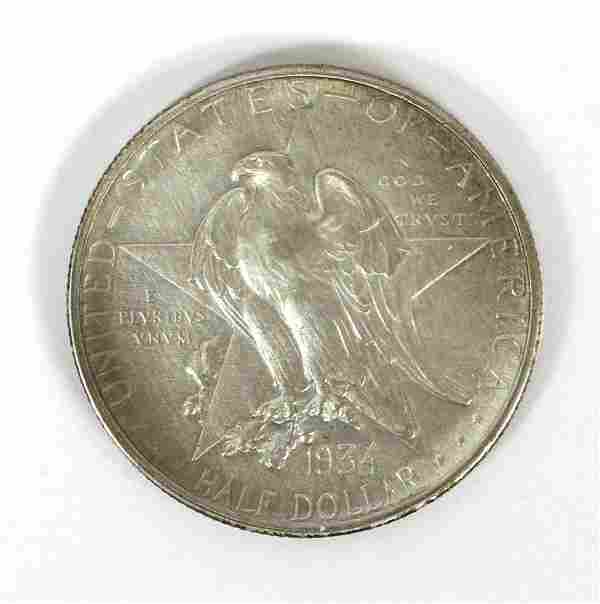 U.S., 'WINGED VICTORY', STERLING SILVER MS-64