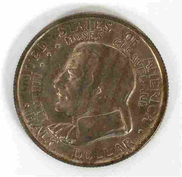 U.S., STERLING SILVER, HALF DOLLAR COIN, 1936