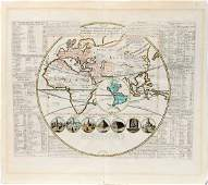 012478 FRENCH MAP OF ALEXANDER THE GREATS EMPIRE