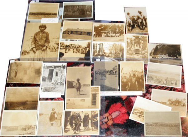 030015: RUMEE HARTMAN PHOTOS 20+ NATIVE AMERICANS