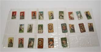 PIEDMONT, POLAR BEAR, TOLSTOI, ETC. BASEBALL CARDS