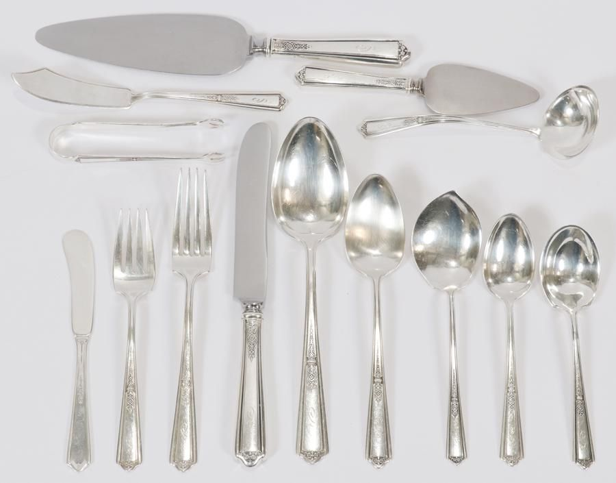 TOWLE STERLING FLATWARE,