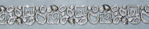 120015: 18KT WHITE GOLD & 3.60CT DIAMOND TOTAL WEIGHT B