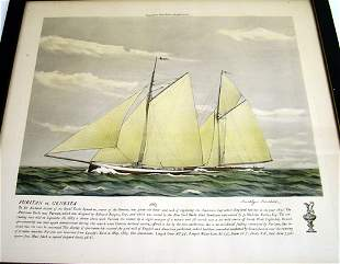 FRANKLYN FAIRCHILD ENGLISH COLORED ENGRAVINGS,