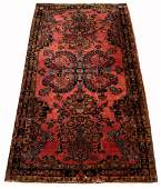 PERSIAN ANTIQUE SAROUK RUG CIRCA 1910