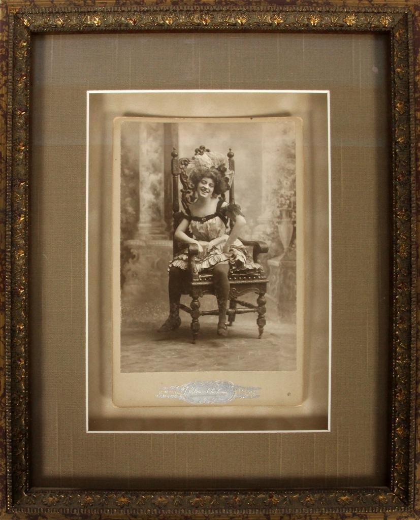 ELMER CHICKERING (BOSTON) PHOTOGRAPH, C. 1860