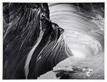 HOWARD BOND BLACK & WHITE PHOTOGRAPH