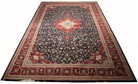 PERSIAN/INDO HAND WOVEN FINE WOOL CARPET