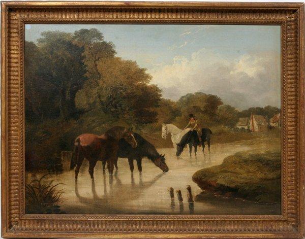 062008: ATT. TO JOHN F. HERRING OIL HORSES IN A RIVE