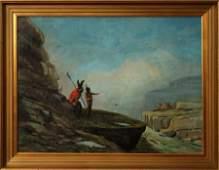 ASTLEY DAVID MIDDLETON COOPER OIL ON CANVAS 1914